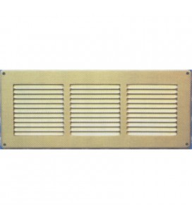 Mm140x340 BRASS GRATE