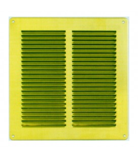Mm240x240 BRASS GRATE