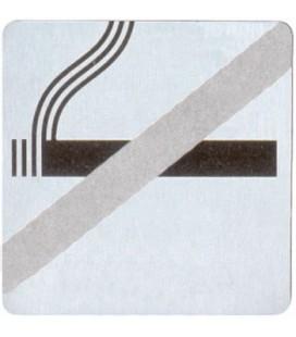 PITTOGRAMMA NO FUMO INOX