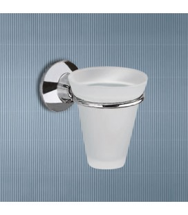 TOOTHBRUSH HOLDER ASCOT CHROME