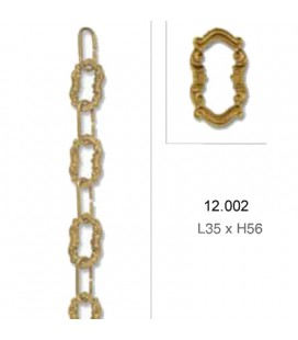 MEDIUM BAROQUE CHAIN