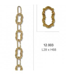 LARGE BAROQUE CHAIN