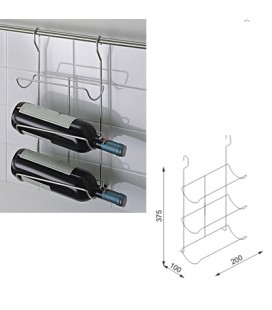 BOTTLE HOLDER INOX 5320