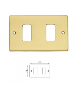 COVER SWITCH 8012/C OLV
