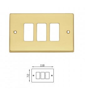 COVER SWITCH 8012/D OLV