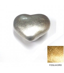 HEART POMOLE/P GOLD