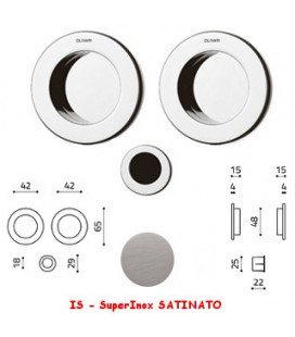 DANTE SuperInox SATINATO