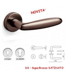 MANIGLIA FLAMINIA SuperBronzo SATINATO
