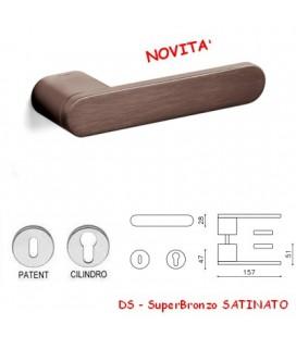 MANIGLIA RADIAL SuperBronzo SATINATO