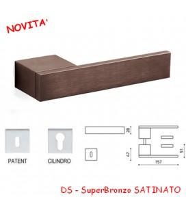 MANIGLIA TOTAL SuperBronzo SATINATO