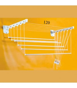 JUMBO 120 WALL-MOUNTED CLOTHES DRIER