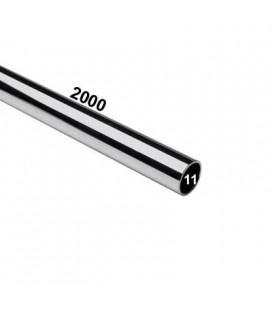 TUBO CROMATO 11x2000