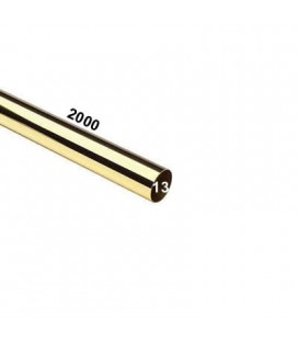 TUBO OTTONE 13x2000