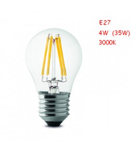 LAMPADA WIRELED SFERA 4W E27