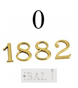 NUMERO 0 50/F OLV