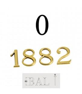 NUMERO 0 80/F OLV