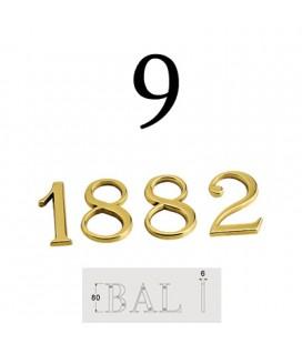 NUMERO 9 80/F OLV