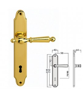 HANDLE LUCCA PL OLV