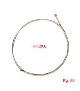CAVO INOX TESEO mm2x1000