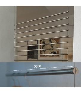 TUBO ARREDO 18x1000
